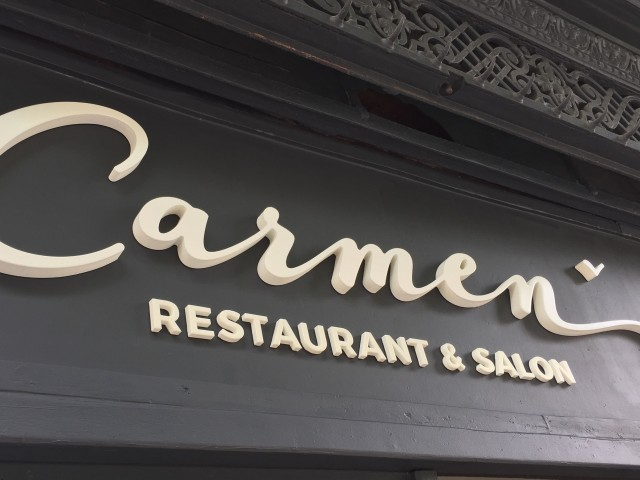Carmen Restaurant & Salon