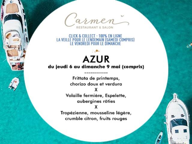 Carmen Restaurant & Salon